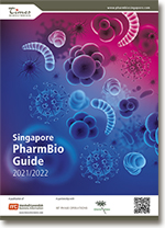 Singapore PharmBio Guide Book Cover
